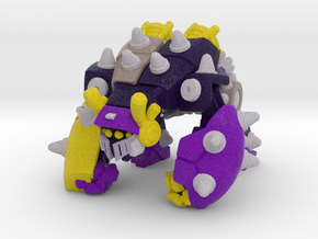 "Bob the Insecticon, 1.75""  in Full Color Sandstone"