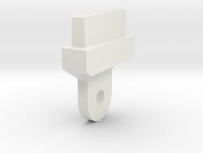 Bandai Attach V13 (Draken III compatible) in White Natural Versatile Plastic