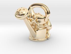 Drip Drop Nursery in 14k Gold Plated Brass