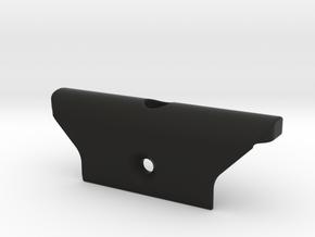 B64-bumper in Black Natural Versatile Plastic