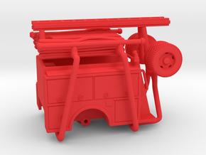 ALF Century 2000 Body 32 Body in Red Processed Versatile Plastic