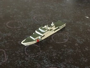 Haijing/CCG-1305 Patrol Ship, 1/1800 in White Natural Versatile Plastic
