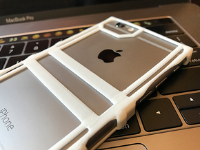 The Essential iPhone Case in White Processed Versatile Plastic
