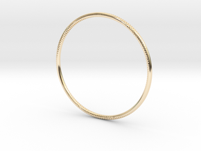Andromeda Bracelet in 14K Yellow Gold: Small