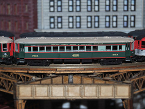 CNSM 741 - 751 series coach in Frosted Ultra Detail
