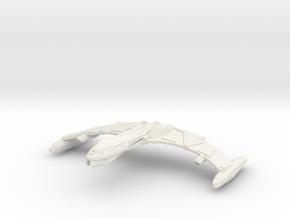 "Locust Class Cruiser 7"" wing to wing in White Natural Versatile Plastic"