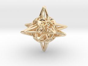 Crowns D10 in 14K Yellow Gold
