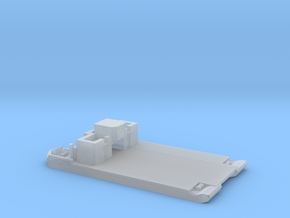 1/300 Pionier-Landungfahre 41 With Deckhouse IV in Smooth Fine Detail Plastic