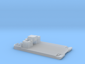 285 Pionier-Landungfahre 41 With Deckhouse IV in Smooth Fine Detail Plastic