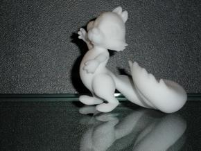 Small squirrel-new in White Natural Versatile Plastic