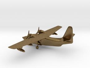 Grumman HU-16 Albatross in Natural Bronze: 1:285 - 6mm