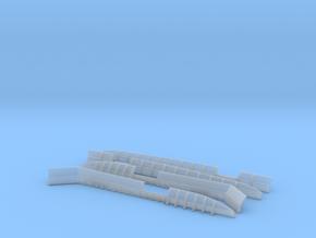 1/100 DKM Seamean's Washroom Set in Smooth Fine Detail Plastic