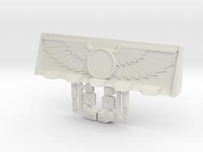 Devotional Bulldozer Blade Kit in White Strong & Flexible