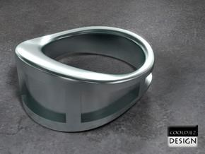 Ring - WOB2 in Stainless Steel