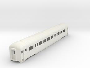 Prospector Car  in White Natural Versatile Plastic