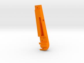 F2D Handle Cover - Morten Friis Nielse in Orange Processed Versatile Plastic