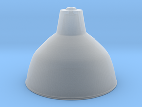 1:12 Lampshade industrial in Smooth Fine Detail Plastic