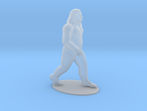 Big Foot (8 Scale Feet) in Smoothest Fine Detail Plastic: 1:87 - HO