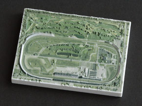 Indianapolis Motor Speedway, IN, USA, 1:20000 in Full Color Sandstone