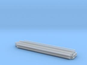 Rilleneinsatz Spur Null Einlauf in Smooth Fine Detail Plastic
