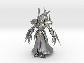 1/60 Alarak Standing  in Natural Silver