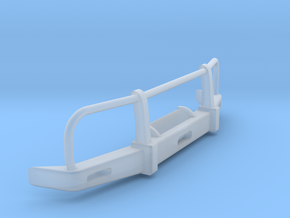 RC Toyota Hilux Bullbar 1:10 scale in Smooth Fine Detail Plastic