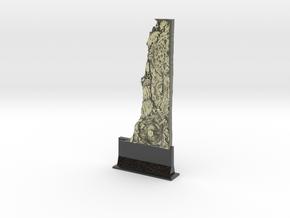 Marum Oreim Column of Pride in Glossy Full Color Sandstone