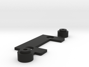 KMD-FR01 Brushed Disc Damper Adapter Kit in Black Strong & Flexible
