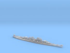 USN CB CA2-D [1944] in Smooth Fine Detail Plastic: 1:1800