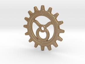 Taurus Gear in Matte Gold Steel