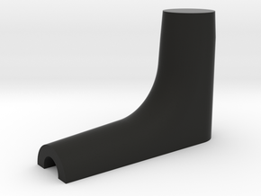 IkeaTool-Handle in Black Natural Versatile Plastic