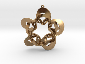 fervid intimacy ensued in Natural Brass