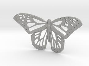 Monarch Miniature in Aluminum