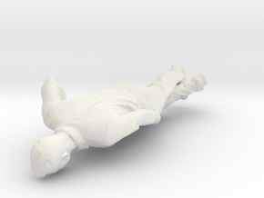 Printle C Homme 326 - 1/24 - wob in White Natural Versatile Plastic
