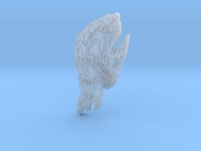 Cranium Utierem in Smooth Fine Detail Plastic