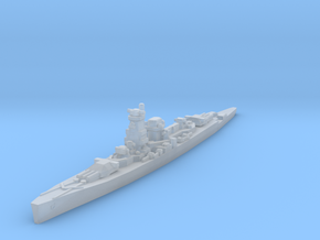 Deutschland class 1/4800 in Smooth Fine Detail Plastic