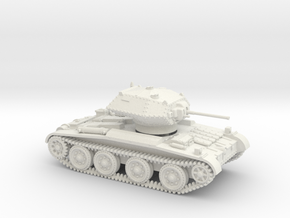 Covenanter (15mm) in White Natural Versatile Plastic
