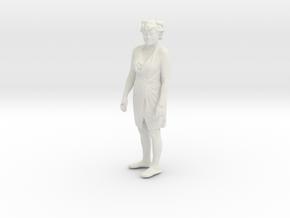 Printle C Femme 104 - 1/20 - wob in White Natural Versatile Plastic