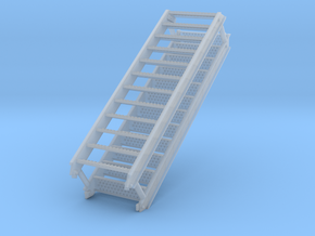Stair 52 mm (2pcs) in Smooth Fine Detail Plastic