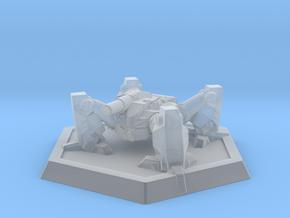 Mecha- Arachnid II (1/937th) in Smooth Fine Detail Plastic