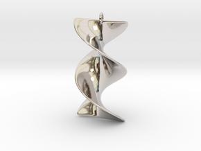 Elegant Z-DNA in Platinum