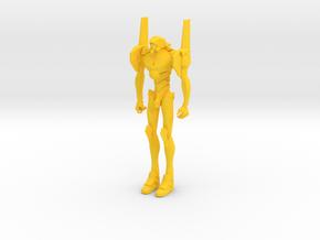 1/700 EVA 00 in Yellow Processed Versatile Plastic