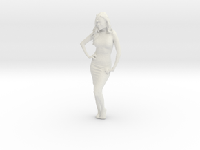 Printle C Femme 175 - 1/43 - wob in White Strong & Flexible