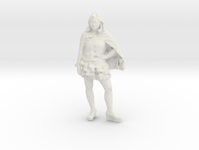 Printle C Femme 190 - 1/35 - wob in White Strong & Flexible