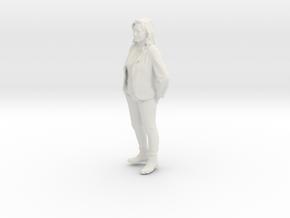 Printle C Femme 206 - 1/64 - wob in White Natural Versatile Plastic