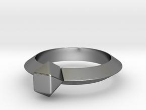 Kurtis - Ring in Polished Silver: 6.75 / 53.375