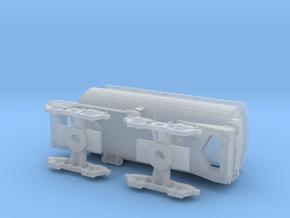 Wasserwagen Dampfkran Spur N in Smoothest Fine Detail Plastic