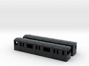 Berlin Baureihe A3L  TT [2x body] in Black Hi-Def Acrylate