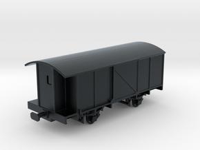 FCL carro Fcm in Black Hi-Def Acrylate