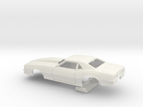 1/24 Pro Mod 68 Camaro in White Strong & Flexible